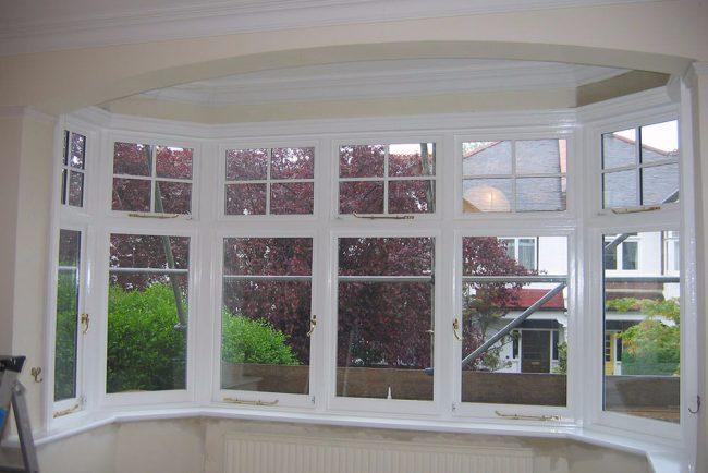 London casement window