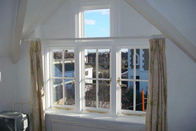 casement windows in London