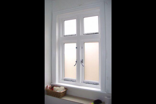 casement windows West London