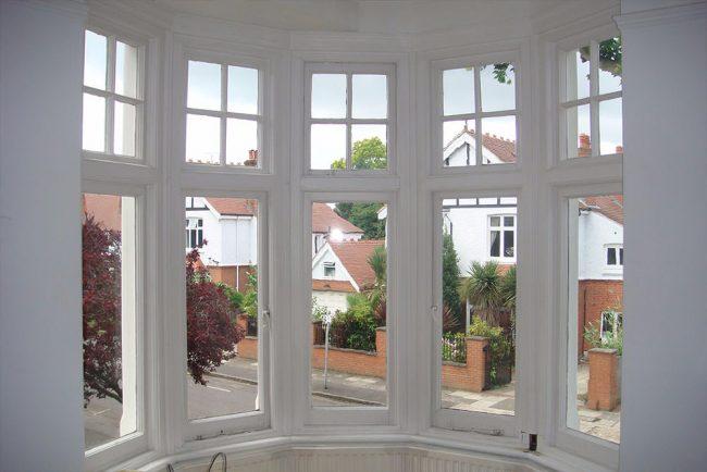 Sash Windows in Hampton