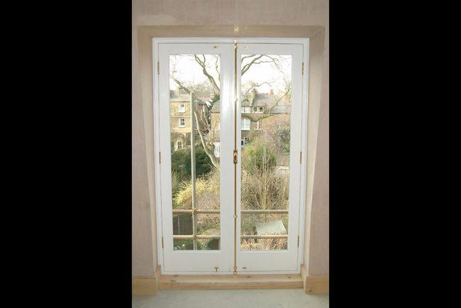 Sash windows and doors