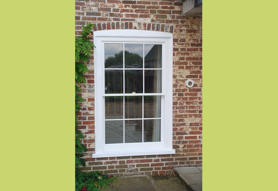 Wooden Sash Windows London