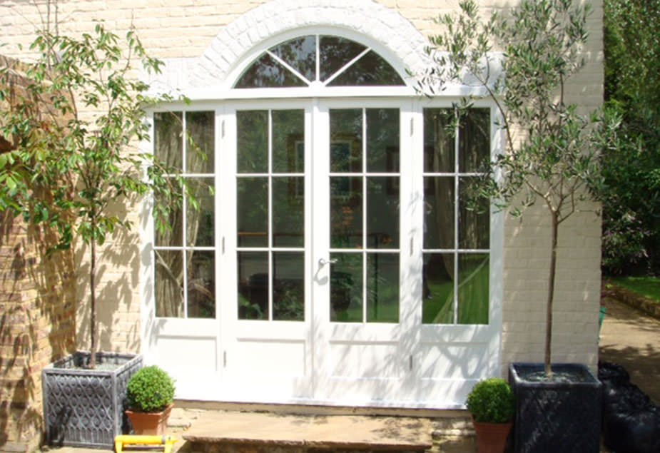 Timber Windows in London