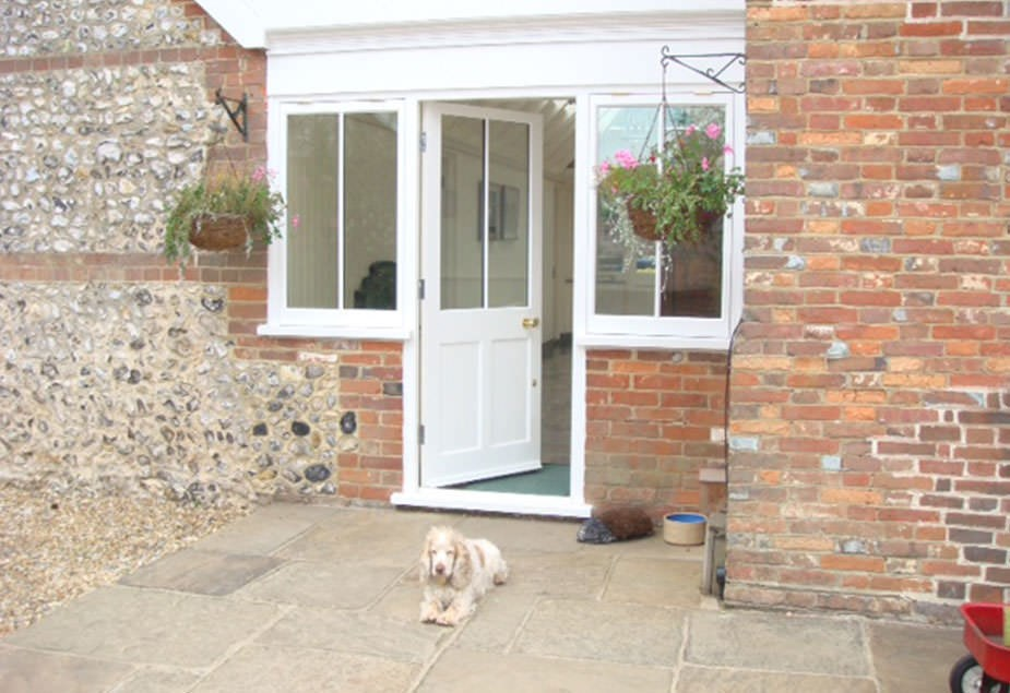 Timber French Windows & Doors London
