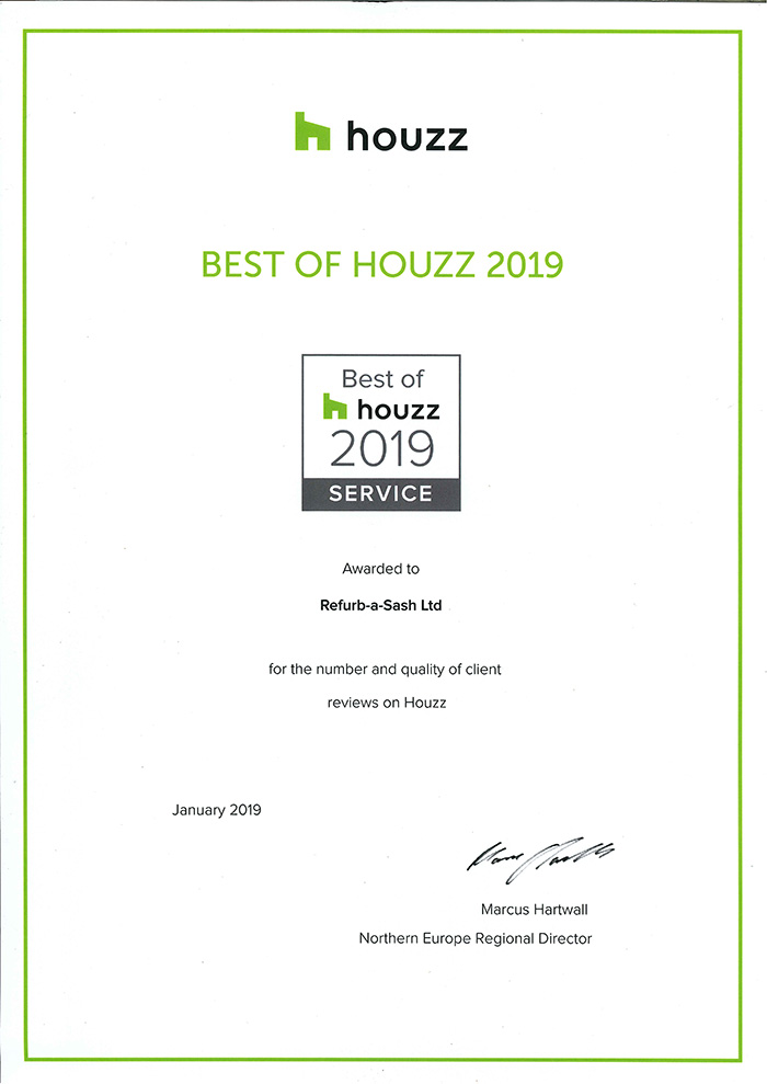Best of Houzz 2019 - Refurbasash