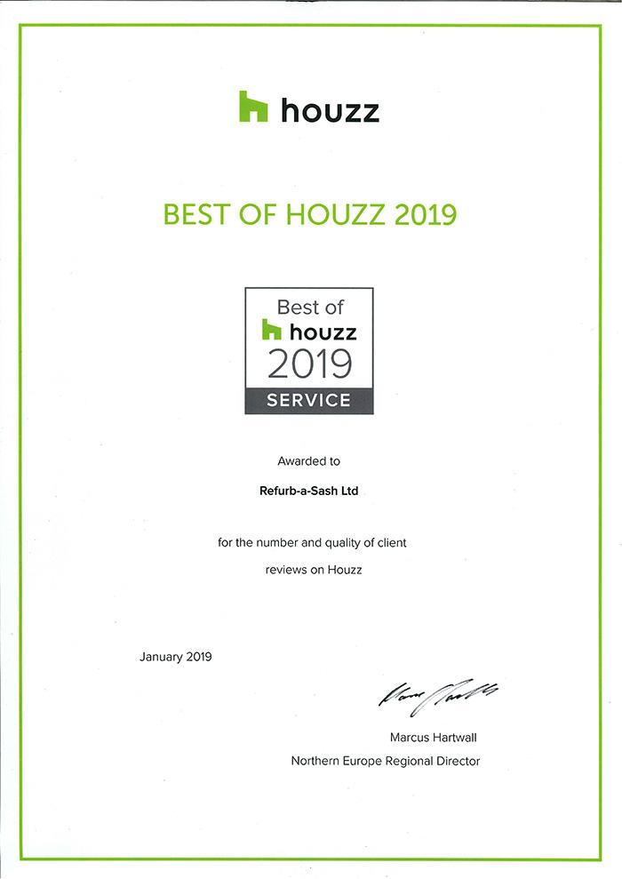 Best of Houzz 2019 - Refurbasash