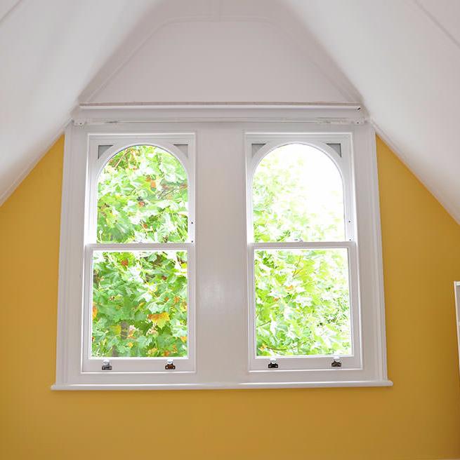 sash windows Barnes